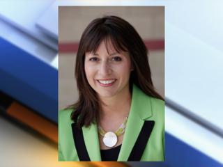 Liz Fagen is sole finalist for Houston position