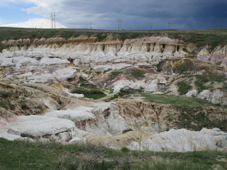 Hiking the Paint Mines Interpretive Park