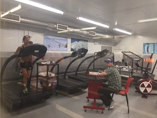 Team USA prepares for Rio with latest technology