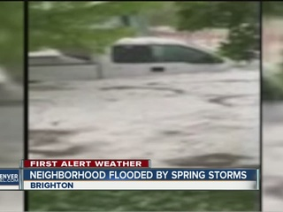 Brighton residents want drainage problems fixed