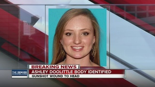 Body found officially ID'd as Ashley Doolittle