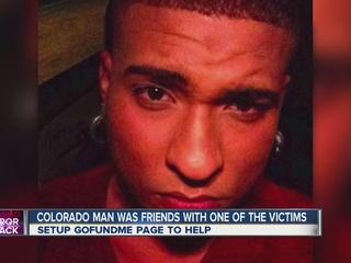Friend of Orlando attack victim sets up GoFundMe