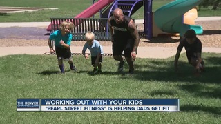 Gym targets dads with Facebook Live workout