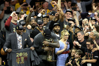 Lebron James makes good on return to Cleveland