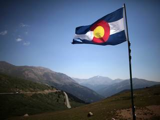 Colorado mountain roads opening for holiday