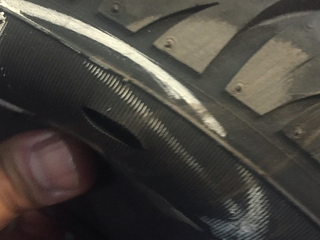 Slashed tires are becoming a trend in Longmont