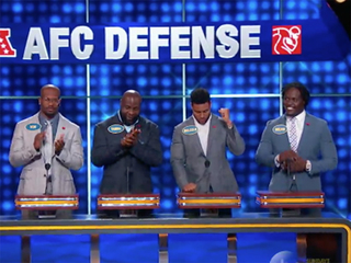 Von Miller will be on 'Celebrity Family Feud'