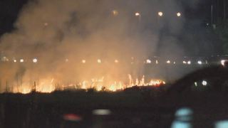 Numerous grass fires reported along Front Range