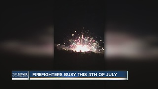 Fourth of July holiday busy for safety officials