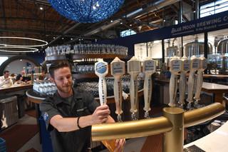 Blue Moon opens brewery in RiNo neighborhood