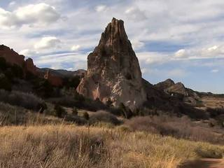 Man arrested after gunfire in Garden of the Gods