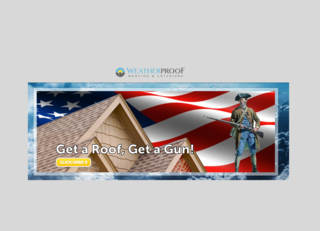 New roof, new gun: CO business offers new promo