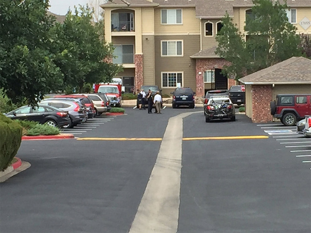 Dispute over leaf blower was cause of Parker apartment standoff ...