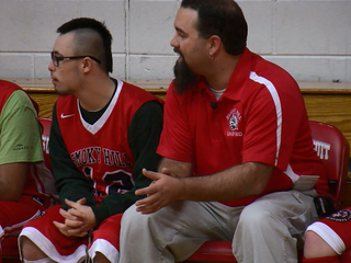 Unified basketball coach key to team's success