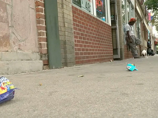 Five Points businesses concerned about loitering