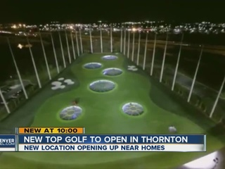 Thornton Topgolf officially put on hold