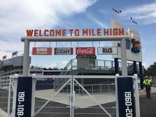 Mini Mile High Stadium: 10 things to see inside