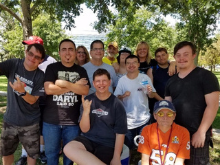 Special needs group needs new van for members