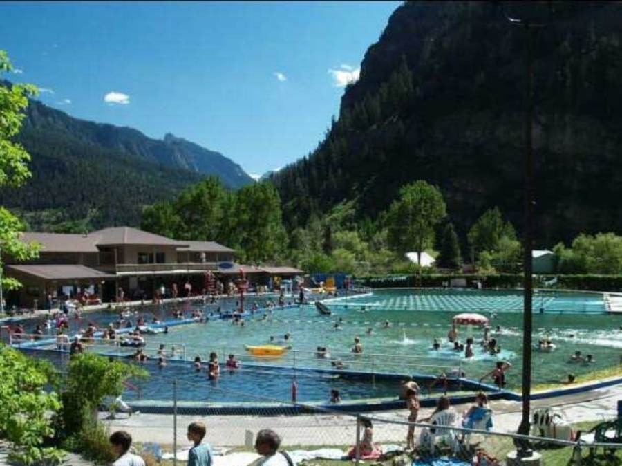 Gas Prices In Colorado >> Ouray Hot Springs pool closing for 8 months for renovation work; Check out 5 other soaking ...