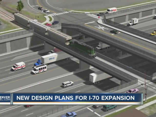 i 70 expansion The federal government has dismissed a civil rights complaint over the planned $12 billion interstate 70 expansion in north denver the project, in the works for 15 years, would demolish the viaduct that carries i-70 over several historic north denver neighborhoods that are mostly latino and among.