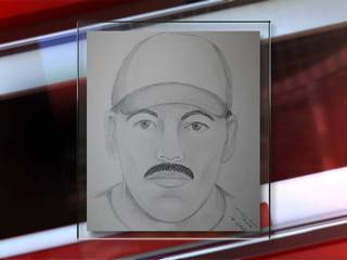 Sketch released of attempted kidnapping suspect