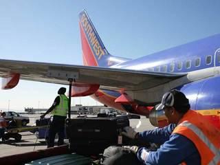 Anti-wrinkle vibrator delayed flight to Denver