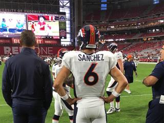 Denver Broncos cut Mark Sanchez, Ronnie Hillman