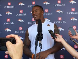 Thomas, Ware, Webster named Broncos captains