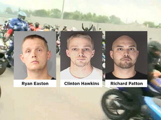 3 bikers arrested for shutting down I-25