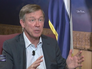 Hickenlooper vows to defend health care access