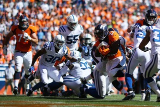 5 can't-miss plays from the Broncos-Colts win