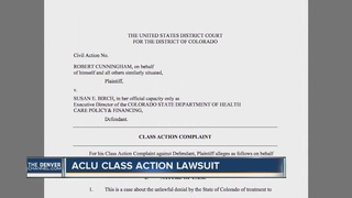 ACLU sues Medicaid for Hep C treatment policy