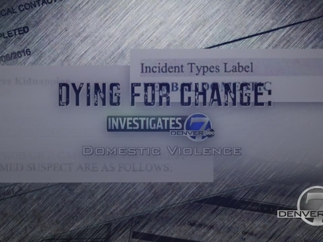 Dying for Change: Request uncovers oversights