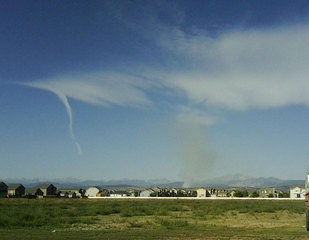 Wildfire scorches several acres near Lyons