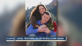 Two-year-old survives crash; parents killed