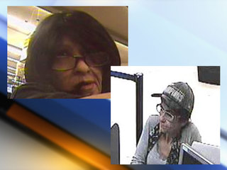FBI looking for 'Wicked Wig of the West' robber