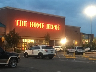 Robbery suspects arrested in Denver Home Depot