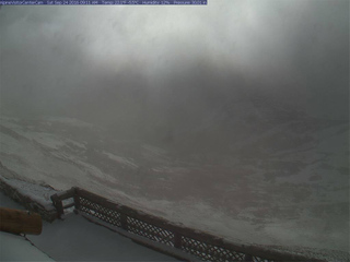 A few closures at Trail Ridge Road due to snow