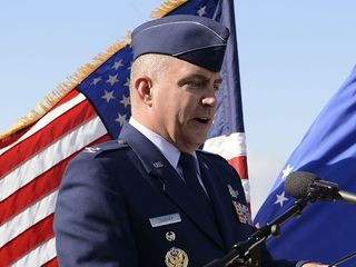 Peterson AFB colonel found dead amid charges