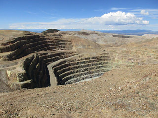 Colorado gold mine to open viewing area