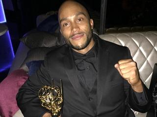 Denver police beating victim wins Emmy award