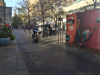 Progress and challenges on the 16th Street Mall