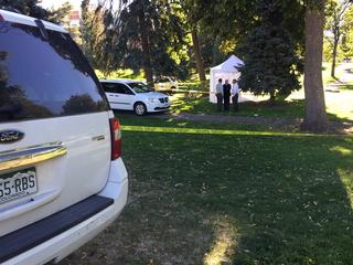 Body found in Denver park