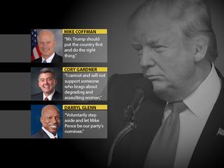 Colorado GOP members abandon Trump