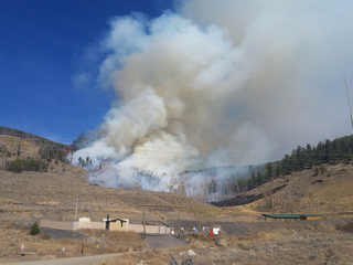 Man ordered to pay $53K for sparking CO wildfire