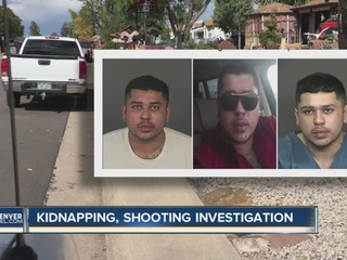 Suspect in double shooting threated to kill ex