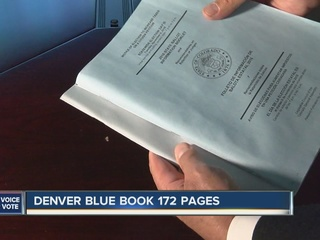 Voters surprised by size of 2016 voter Blue Book