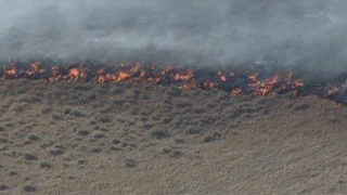 Wildfire warnings up for Colorado