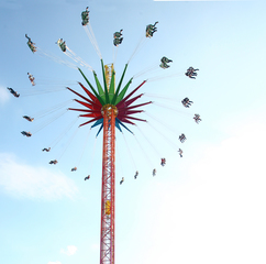 Elitch Gardens planning 17-story swing ride
