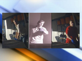 Don't mess with Ware: Home burglarized Monday